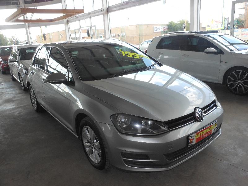 2013 Volkswagen Golf  1.4TSI Comfortline auto for sale - 80